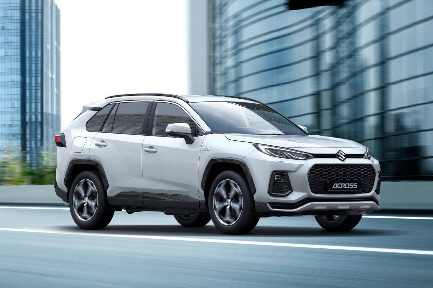 Stiže novi SUV Across, potpuno je drugačiji od ostalih Suzukija