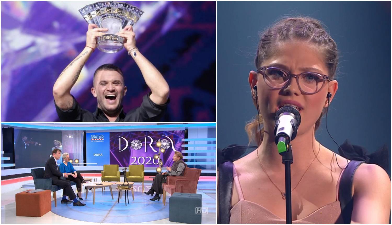 Cijelo vrijeme uzdizali su Miju: 'Pobjednik je pobjednik, ali Negovetić je favorit Dore 2020.'