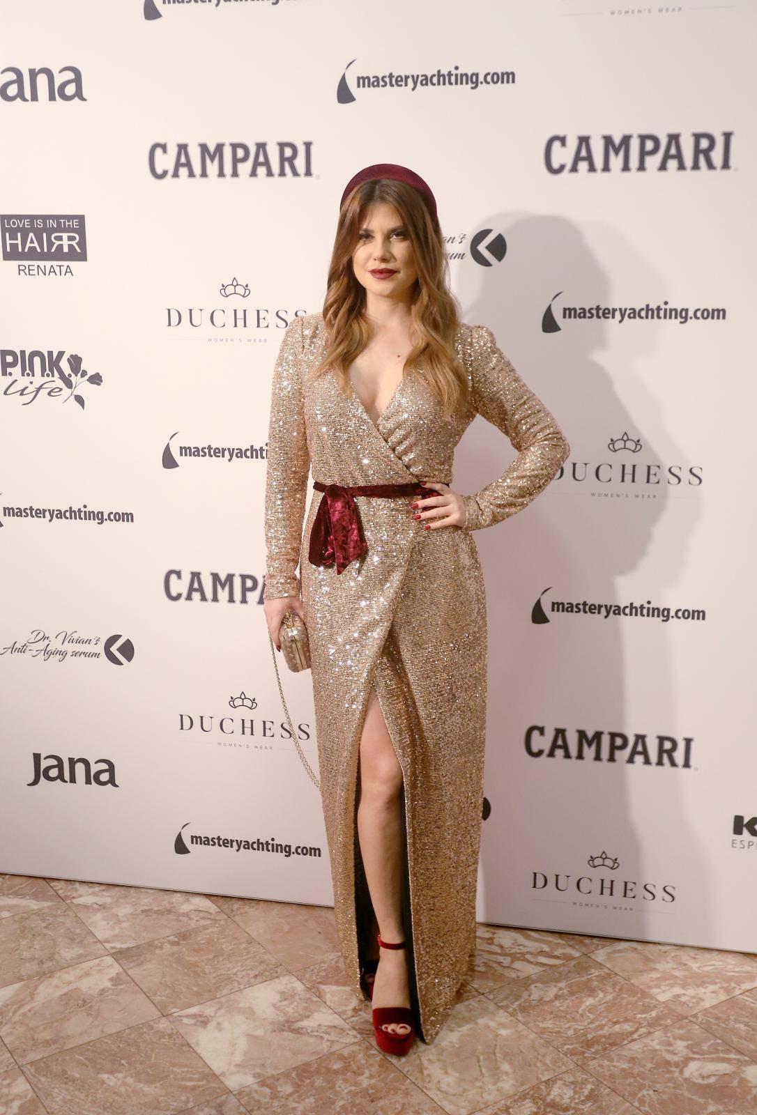 Zagreb: Poznati na modnoj reviji Duchess