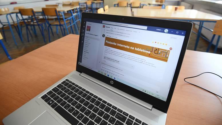 Počela nastava u virtualnim učionicama, i dalje problemi