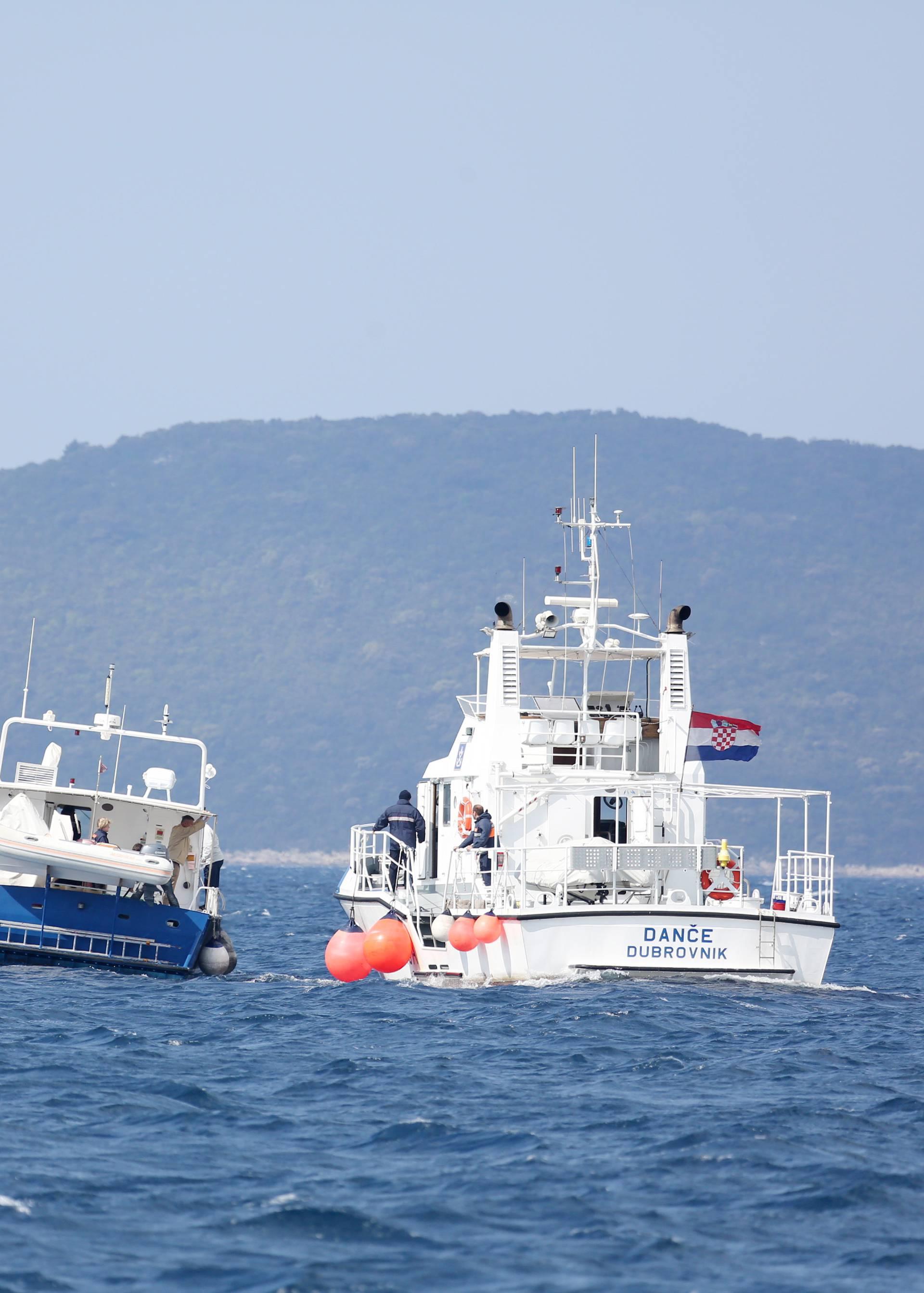 Sutra se nastavlja potraga za žrtvama pomorske nesreće