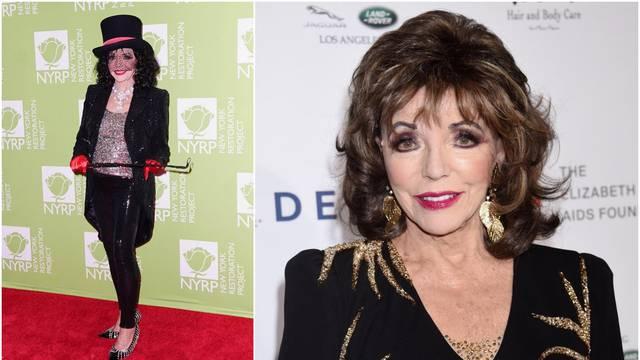 Joan Collins kritizira današnju modu: 'Traperice su tragične...'