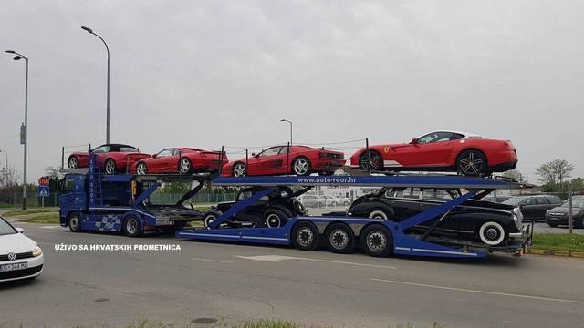 'Ergela' skupih auta napustila Osijek, stiže li nova garaža?