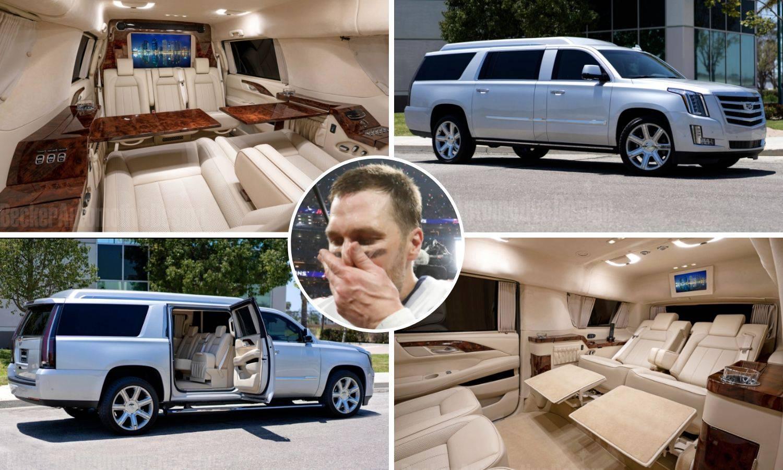 Pogledajte ovaj luksuz: Brady prodaje Cadillac, 2.000.000 kn