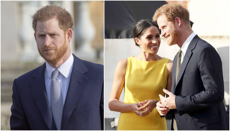 Nedostaje mu Britanija: Harry se frendovima javlja iz Kanade