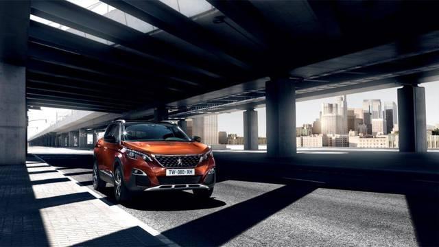 SUV Peugeot 3008 & 5008 - Stvoreni da predvode