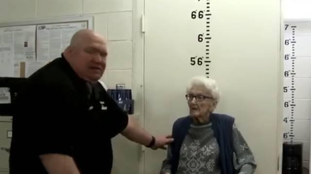 Ruth je za 100. rođendan imala samo jednu želju - da je uhite!