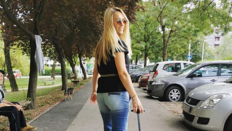 Neda prošetala u trapericama starim 15 godina: 'Mjesecima ih bezuspješno tražim u dućanima'