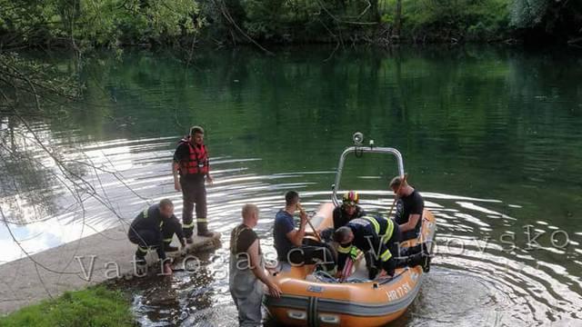 Vatrogasci iz Kupe izvukli tijelo, utopio se još jedan migrant?