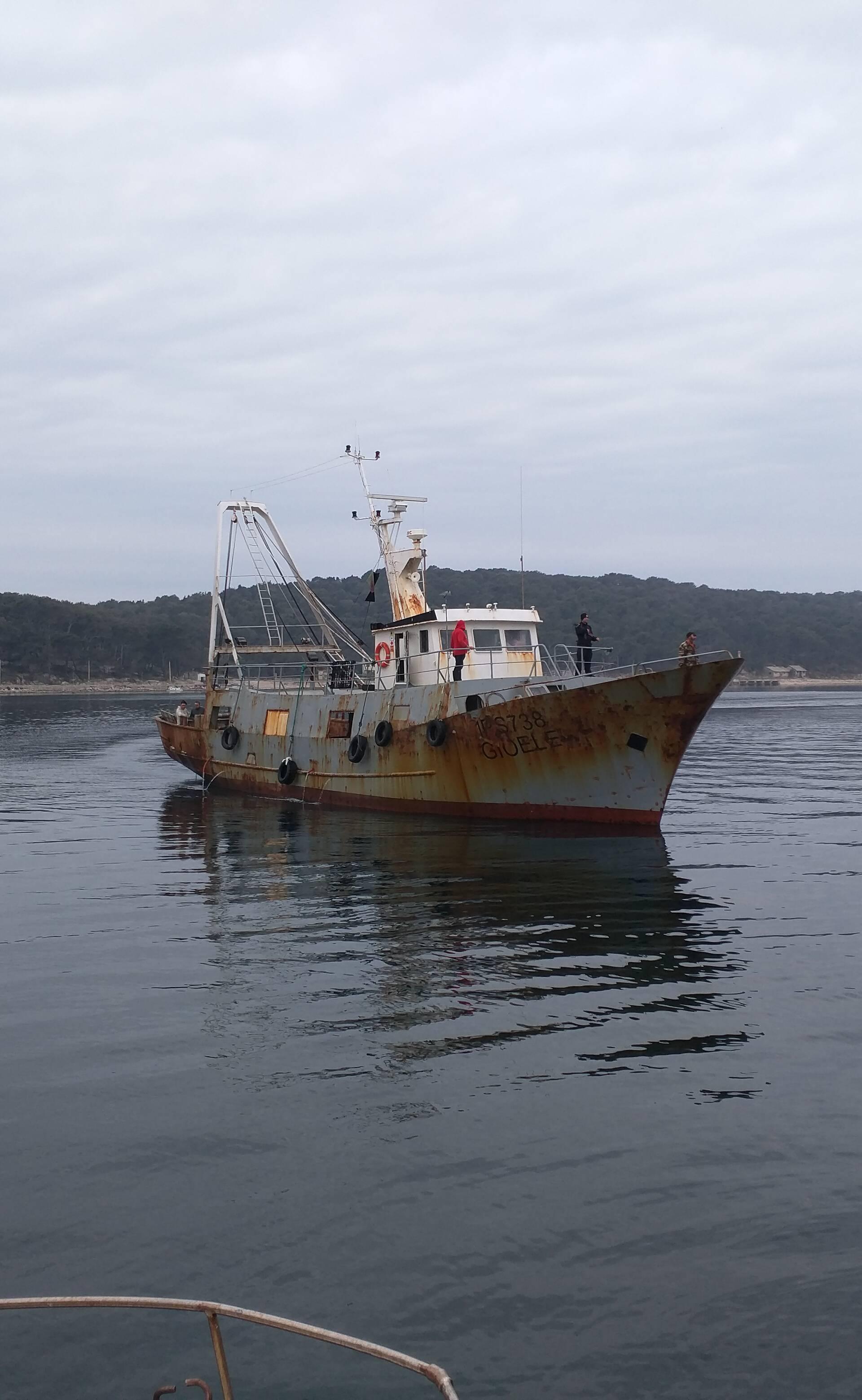 Ulovljeni kod Lošinja: Ribari iz Italije mislili da su neprimjetni