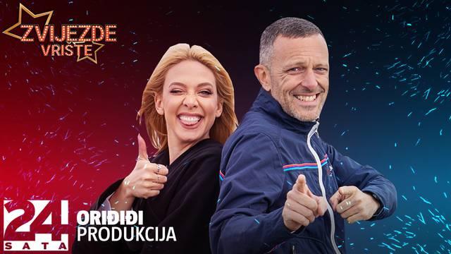Milica Todorović 'vrištala od smijeha' i pjevala sa Šebaljem: 'Ovo nikada nisam doživjela!'