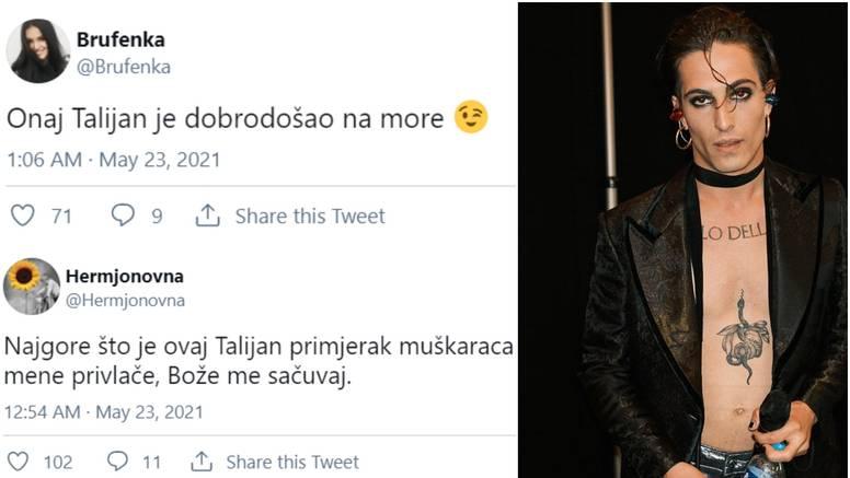 Hrvatice i Srpkinje poludjele za Talijanom: On je dobrodošao na naše more, cijeli zrači energijom