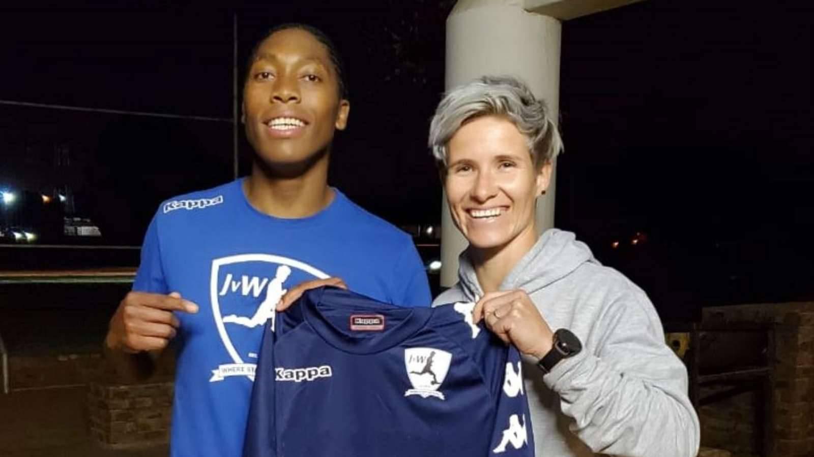Zbogom atletici? Semenya će iduće godine igrati nogomet...