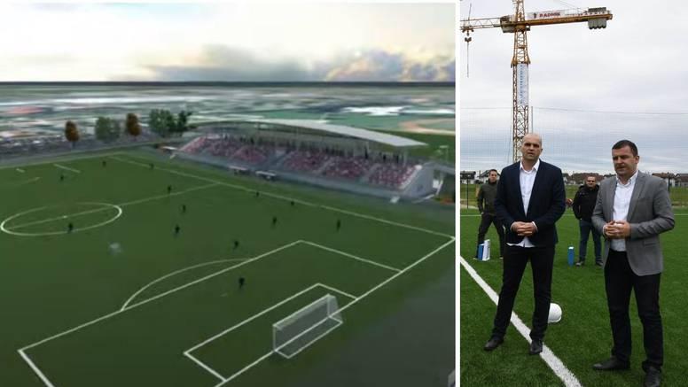 Hrvatski trećeligaš dobit će novi stadion: 'Ovo je baš povijesni projekt za bjelovarski nogomet'