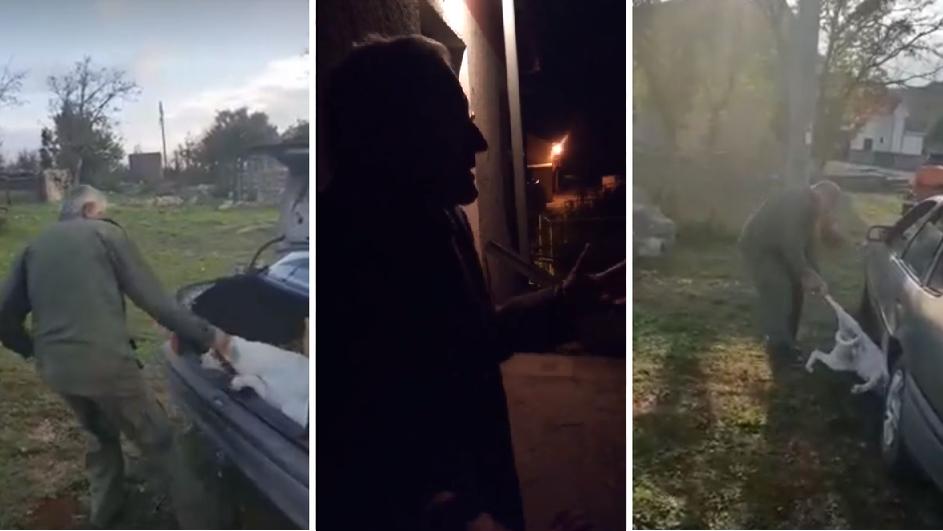 Muškarcu iz Muća koji je tukao svoje pse vratili su životinje