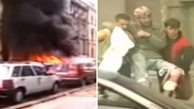 Kukavički napad na Zagreb zabranjenim bombama bio je osveta za poraz u Bljesku