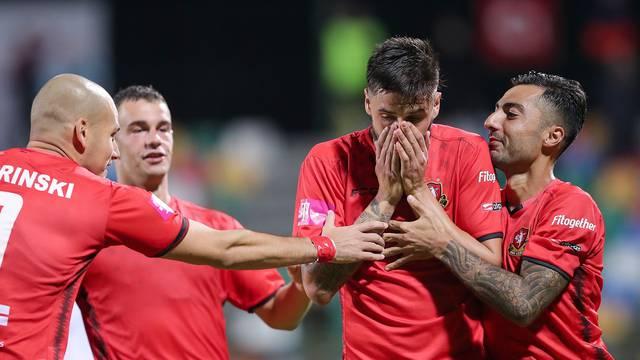 U 7. kolu HT Prve lige sastali se Gorica i Hajduk