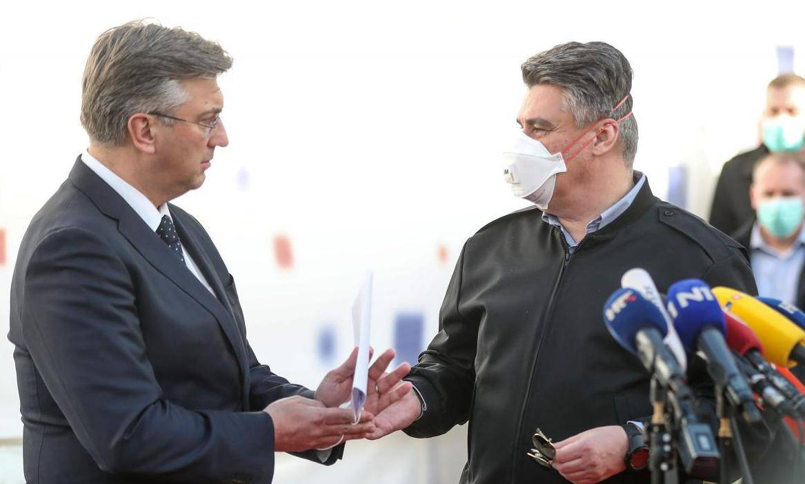 Zagreb: Drugi sastanak državnog vrha