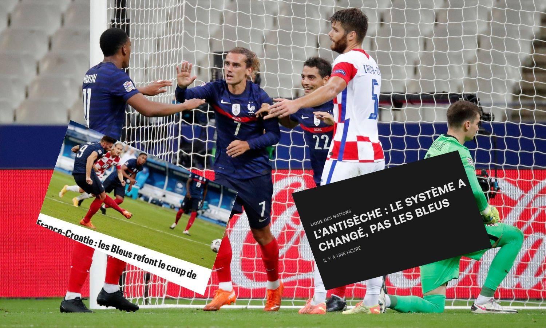 'Francuska kao da nije bila na utakmici u prvom dijelu. Hrvati će pomisliti da su ukleti...'