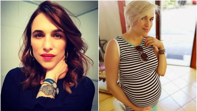 Marijana Mikulić je 'spremna': Promijenila frizuru za rodilište