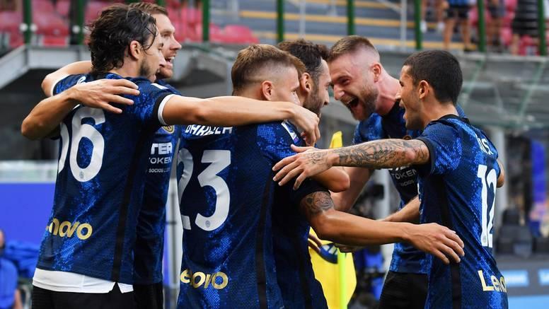 Inter natrpao Badeljevu Genou, a VAR je poništio gol Perišiću