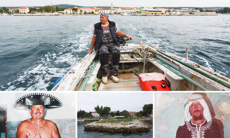 S ponistre se vidi Babac: Ništa mi ne fali samome na otoku. Dobro, možda samo struja...