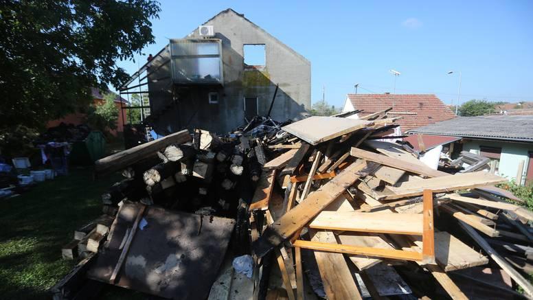 Obnova: Od 1. studenog počinju graditi zamjenske kuće