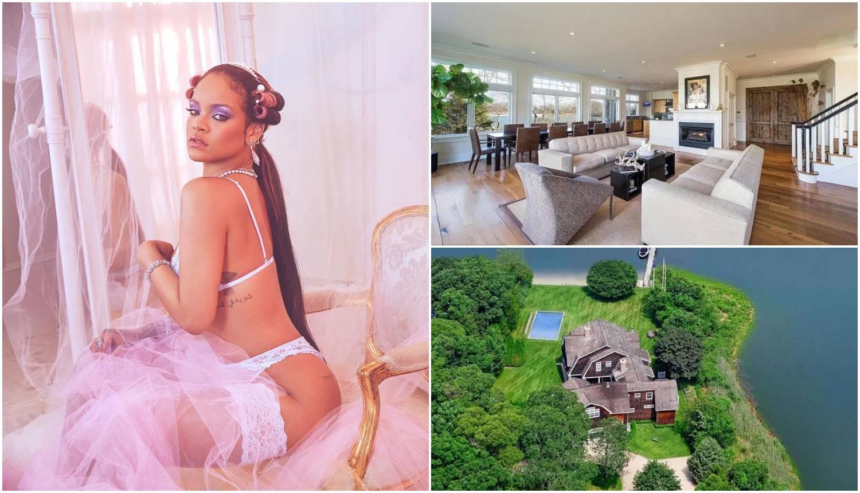 Rihanna unajmila luksuznu vilu: Mjesečno je plaća 2,7 mil. kuna
