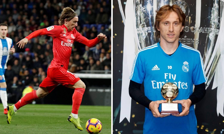 Još jedna u nizu! Luka Modrić je najbolji playmaker na svijetu