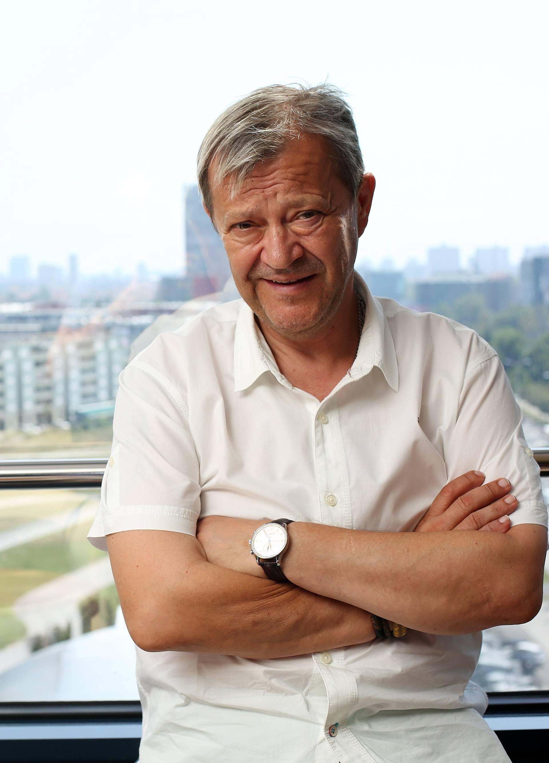 Hadžihafizbegović je završio u bolnici: 'Ozlijedio sam nogu...'