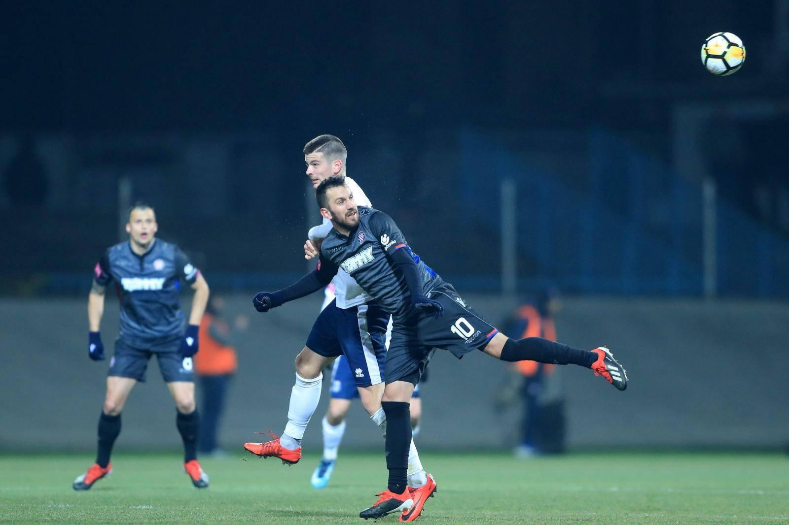 Hajduk sredio Rudeš! Caktaš je izbio na vrh ljestvice strijelaca