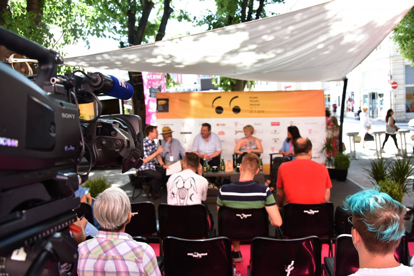Pula:  Na konferenciji za medije predstavljen film Vinka Brešana 'Koja je ovo država'