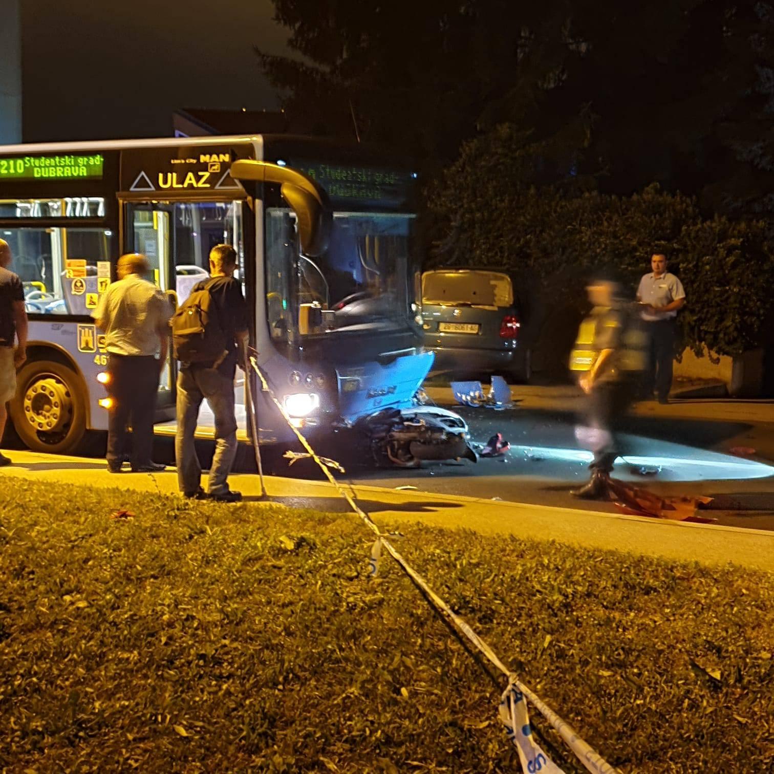 'Oko ponoći su mi javili da mi je brat naletio na autobus. Nije imao kacigu. Operirali su ga'