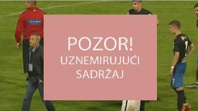 Tragedija: Mladi igrač Dinama iz Bukurešta umro na terenu