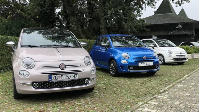 Spreman za novih 13 godina: u Hrvatsku stigao Fiat 500 Hybrid