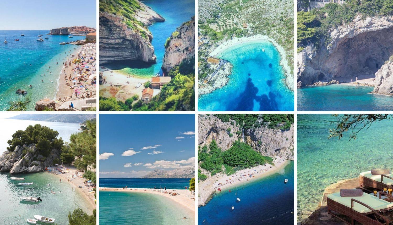 Vogue hvali plaže u Dalmaciji: 'Sazviježđe kristalnih uvala'