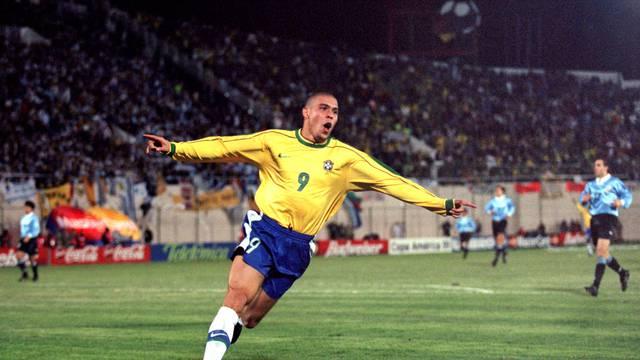Copa America 99 - Final - Brazil v Uruguay