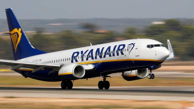 Ryanair uvodi osam novih linija iz zagrebačke zračne luke