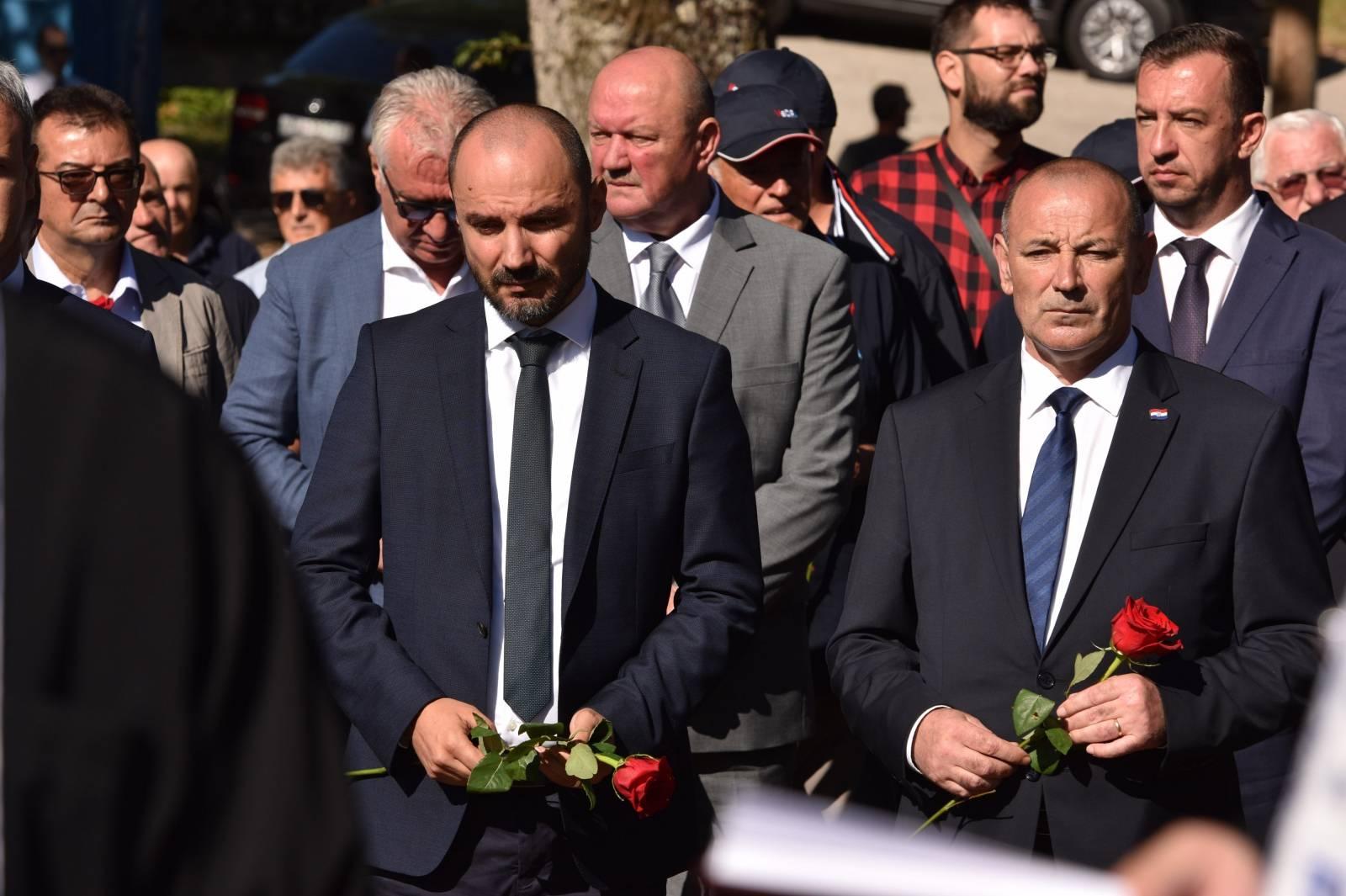 Obljetnica stradavanja srpskih civila u Gruborima