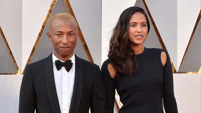 Stigle je pojačanje: Pharrell i supruga Helen dobili trojke
