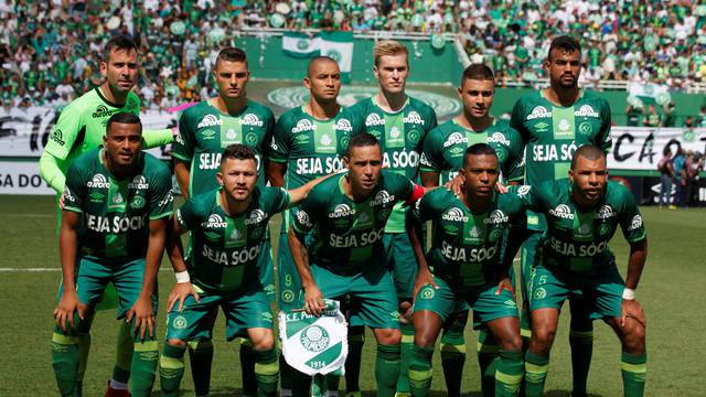 Football Soccer - Chapecoense v Palmeiras - Charity match