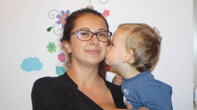 'Rana dijagnoza i vježbanje su pomogli našoj bebi da prohoda'