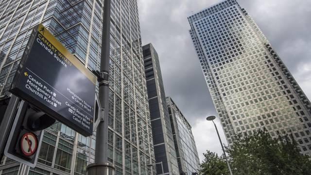 EMA and EBA Headquarters GVs - London