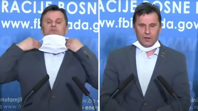 VIDEO Sjećate se genijalca? On je premijer BiH: 'Nije ulje skupo nego ga manje možete kupiti'