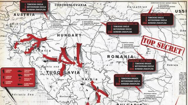 Slavonija bi pala za samo  par sati, a Zagreb za jedan dan