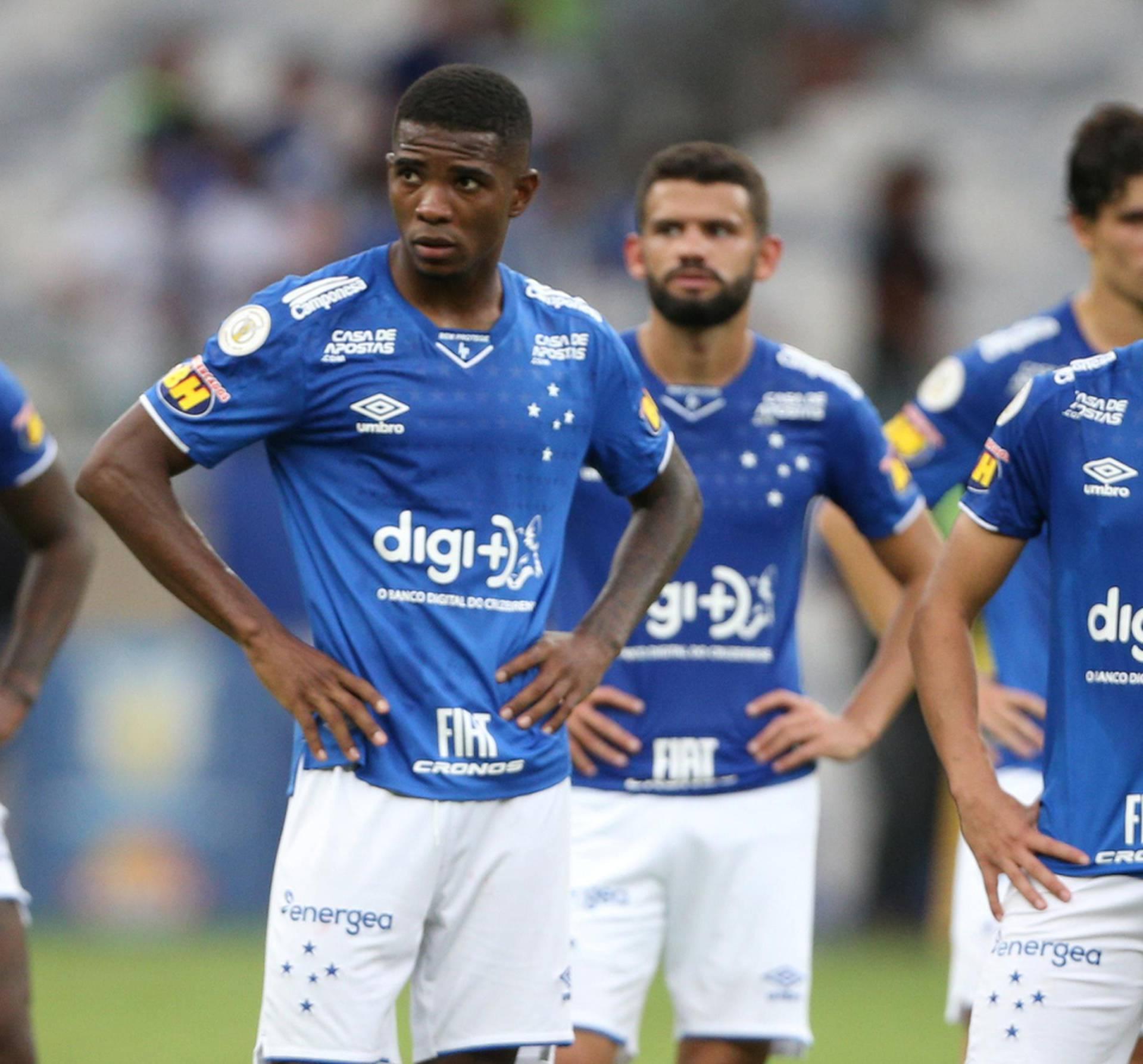 Cruzeiro  je prvi put u povijesti ispao iz 1. lige, s njim i Chapo
