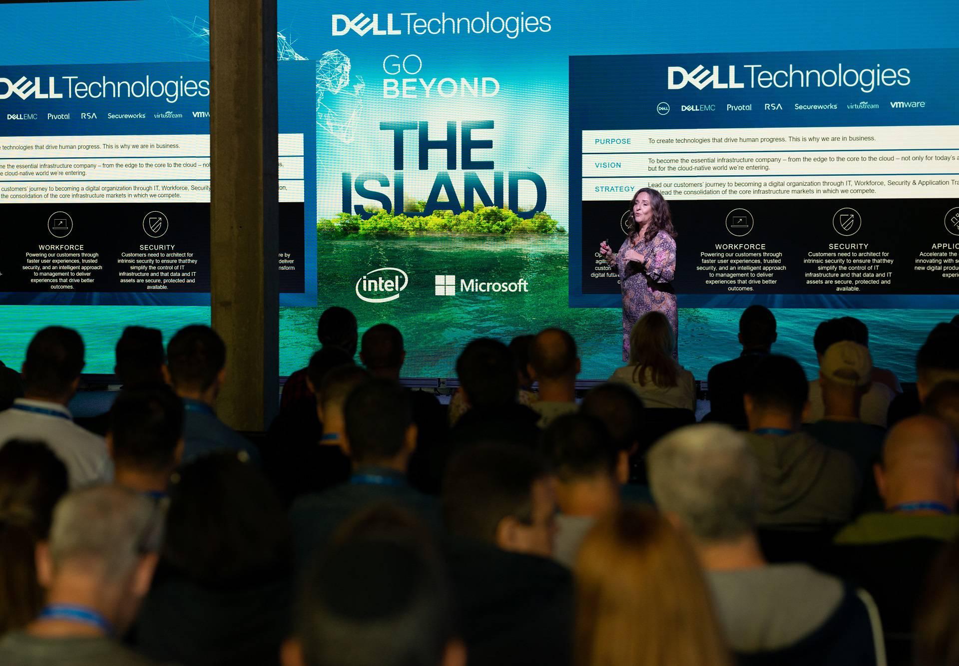 Dell je pretvorio Obonjan u otok tehnoloških inovacija