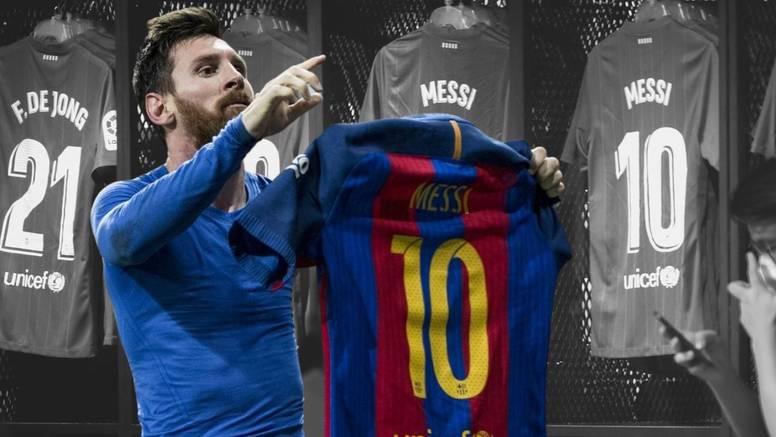 A što s Messijevom desetkom?