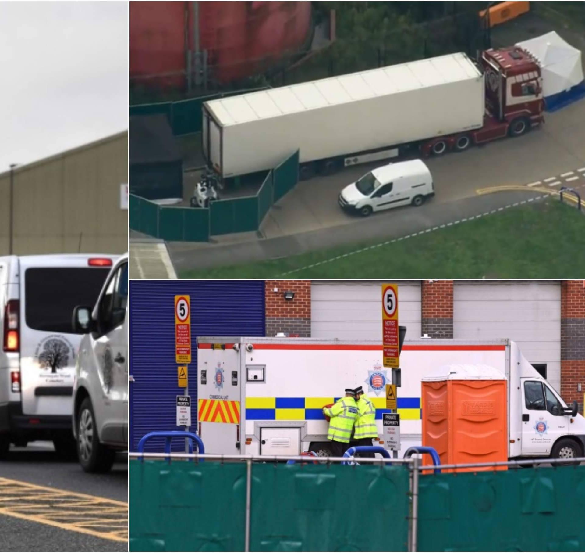 Kamion užasa: Zbog 39 tijela u hladnjači uhićeni su supružnici