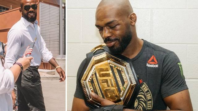 Jones više nije prvak u UFC-u!? Napustio titulu: Veni, vidi, vici